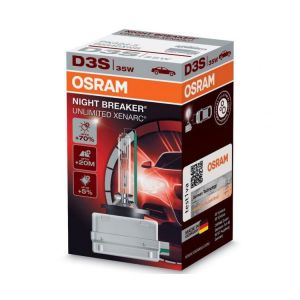 Osram D3S XNB  (Night Breaker Unlimited) ксенонова крушка