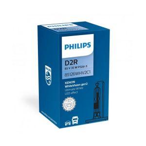 Philips D2R White Vision Gen2 ксенонова крушка 5000K бяла светлина